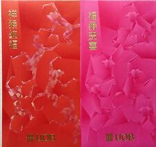 Ang Pow Packets - 2016 UOB set of 2 design