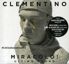 Clementino - Miracolo ultimo round CD (new album/sealed) Sanremo 2016