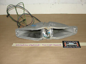 OEM 64 Cadillac Fleetwood TAIL LIGHT BULB HOUSING ~ **TESTED**