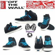 539fca9323 VANS Allred (Leather) Black Hawaiian M10.5