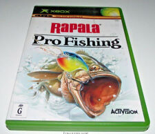 Rapala Pro Fishing XBOX PAL  *Complete*