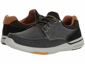 Man's Boat Shoes SKECHERS Relaxed Fit: Elent - Mosen