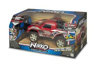 Nikko 1:18 Desert Series Dune Racer Remote Control Car Ages 8+ Toy State IR RC