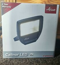 Ansell Calinor Led Security Floodlight 30w Cool White 4000k IP65 Rated
