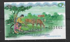2001 MNH Indonesia Michel block 168B
