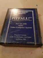 PITFALL by ACTIVISION ▪︎ BLUE LABEL ▪︎ ATARI 2600 ▪︎ CARTRIDGE▪︎FREE SHIPPING ▪︎