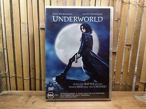 Underworld DVD Vampire Movie - Region 4 Australia