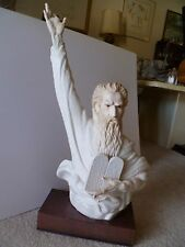 "*RARE* CYBIS PORCELAIN FIGURINE ""MOSES, THE GREAT LAWGIVER"" LIMITED ED. #141"