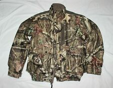 Game Winner Waterproof RN# 098223 Insulated Breakup Camo Jacket Size Small