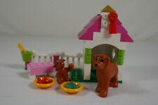 Lego Belville 7583 Hundefamilie mit OBA komplett rar selten