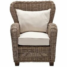 Surprising Rattan Living Room Accent Chairs For Sale Ebay Lamtechconsult Wood Chair Design Ideas Lamtechconsultcom