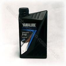 YAMALUBE 2-W | 2 Takt Motoröl | 1 Liter Flasche | WaveRunner Jetski