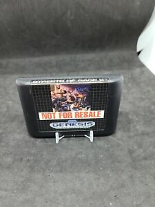 Streets of Rage 2 (Sega Genesis, 1992) Authentic