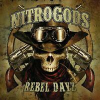 NITROGODS - Rebel Dayz - Digipak-CD - 4028466910677