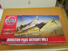 1/48   AIRFIX  BOULTON PAUL  DEFIANT  MK.I  (05128)    286g