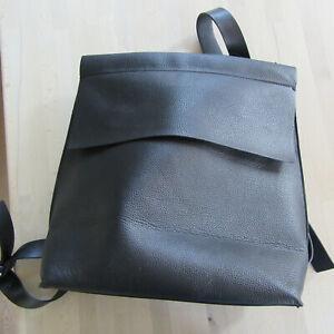 John Lewis - KIN Sia Zip Top Backpack - Black.