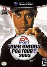 Tiger Woods PGA Tour 2005 NGC New GameCube