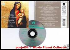 "WILLAERT ""Vespro della Beata Vergine"" (CD) Negri 1994"