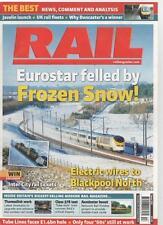 RAIL MAGAZINE - December 30 - January 12 2010