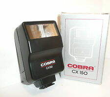 BOXED COBRA CX150 FLASHGUN in WORKING ORDER with INSTRUCTIONS