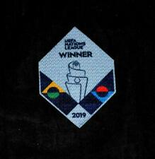 Official Nations League winner Patch/Badge Football Shirt Player Size Portugal