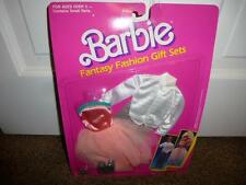Barbie Fantasy Fashion Gift Set Gown Dance 720-4  Arco Mattel 1989 Ken  NOC