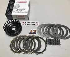 Honda TRX450R TRX 450R TRX450ER Wiseco Heavy Duty Billet Clutch Basket Fibers SP