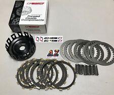 99-04 Honda TRX 400EX Wiseco Heavy Duty Billet Clutch Basket Fibers Springs Stee