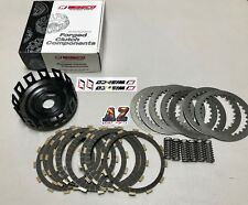 00-19 Suzuki DRZ400 DRZ 400 Wiseco Heavy Duty Billet Clutch Basket Fiber Spring