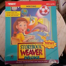 Storybook Weaver Deluxe cd rom for windows and macintosh
