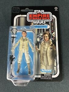 Star Wars Empire Strikes Back ESB 40th Black Series Princess Leia Organa Hoth
