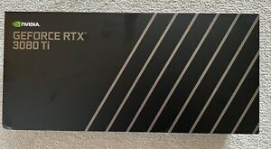 NVIDIA GeForce RTX 3080 Ti FE Founders Edition GPU Graphics card