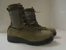 Belleville 690 V USAF Air Force Waterproof Flight Combat Boots Sage Green 14R