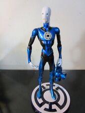 DC Direct Blackest Night Series 1 Blue Lantern Saint Walker Action Figure~