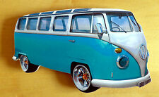 Camper Van Fridge Magnet, Vintage Split Screen Camper Van fridge magnet, Dub