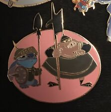 Disney Auction DA P.I.NS. Stich as Maleficent's Goon LE 1000 pin