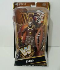 Mattel WWE Legends Series #2 Kamala Action Figure