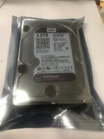 WD Hard Drive WD30PURX 3TB 3.5 Surveillance  PURPLE DRV Western digital 6Gb/s 64