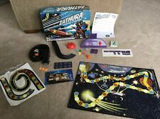 ZATHURA Adventure is Waiting Board Game UNPUNCHED Tokens Stickers Complete 2005