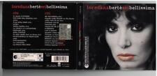 LOREDANA BERTE' doppio cd SEI BELLISSIMA (2004) 3 brani in spagnolo