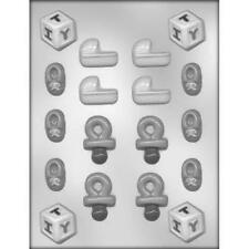 Baby Shower Chocolate Candy Mold from CK #11587 - NEW