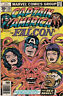 1977 Marvel Comics Group Captain America and The Falcon #210