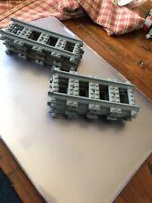 Lego Train City 8 straight Track Mint 3677/7939/7938/60052/60051/60098/7898