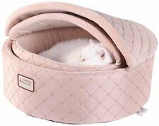 Armarkat Cat Bed, Medium, Light Apricot