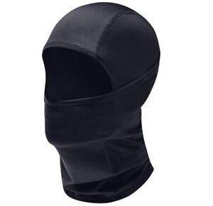 Under Armour 1257995 Men's UA HeatGear Balaclava Tactical Hood, Black, OSFA