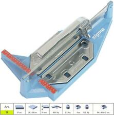 TILE CUTTER MACHINE PULL HANDLE SIGMA 7F SERIE STANDARD CUTTING LENGHT 37 CM