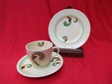 Saucer Green Royal Doulton Porcelain & China
