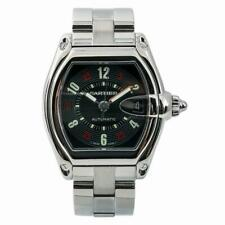 Cartier Roadster 2510/W62002V3 Mens Automatic Watch With Box&Papers 38mm