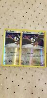 Pokemon TCG 2x Starly #125/162 Reverse Holo Mint English BREAKthrough New