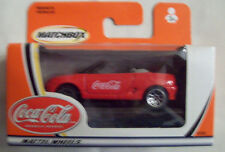 Matchbox Coca-Cola Ford Mustang Convertible